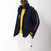 """TYPHOON"" NYLON JACKET"